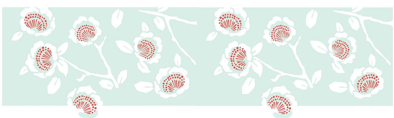 ASO flower header design